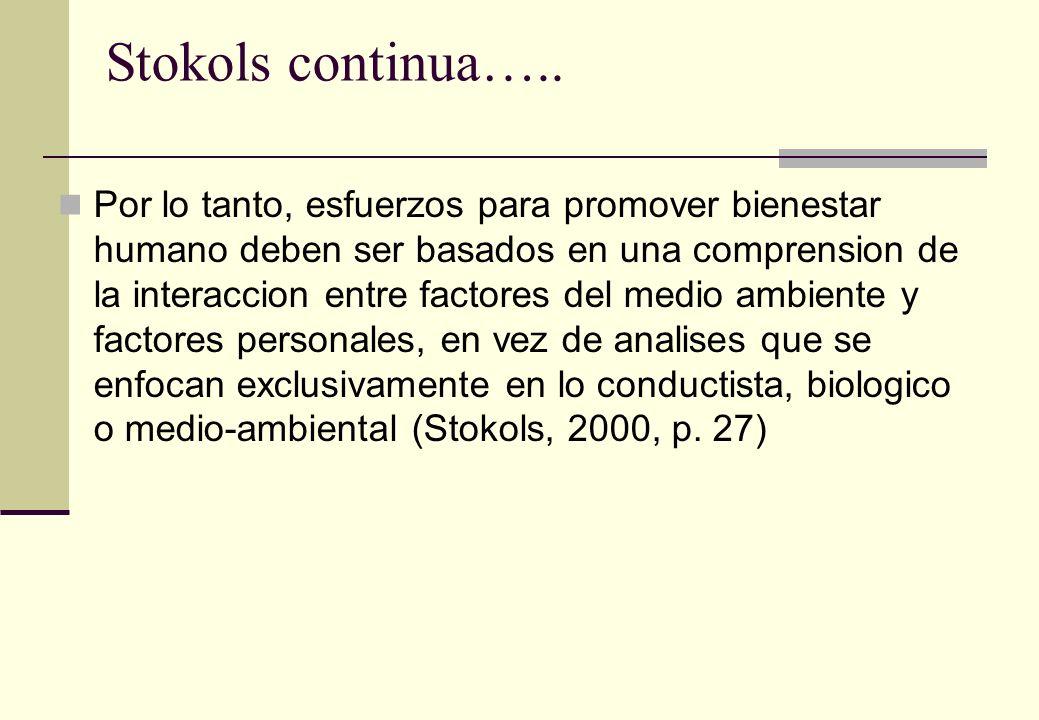 Seligman por otro lado…… Dice que cambiar las circuntancias externas no es practico y es muy caro (2002, p.