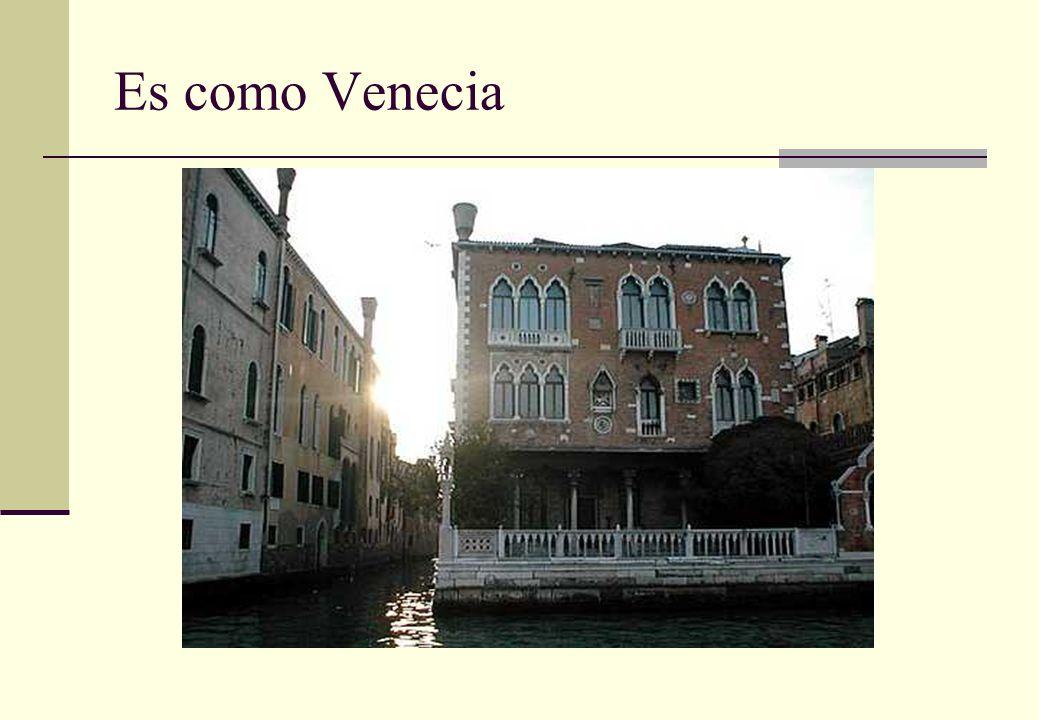 Es como Venecia