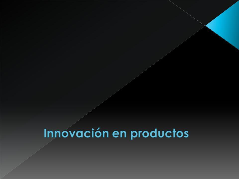 Necesidad Conjunto de funciones Concepto Nueva idea Insumos Conocimientos, mate- riales y tecnología Riesgo de mercado Originalidad del concepto Receptividad para el usuario Riesgo tecnológico Viabilidad técnica