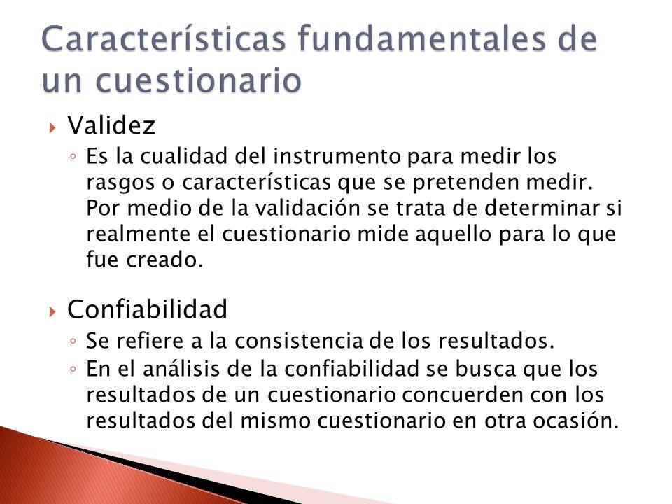 Es el coeficiente de correlación entre los resultados del instrumento y el criterio.