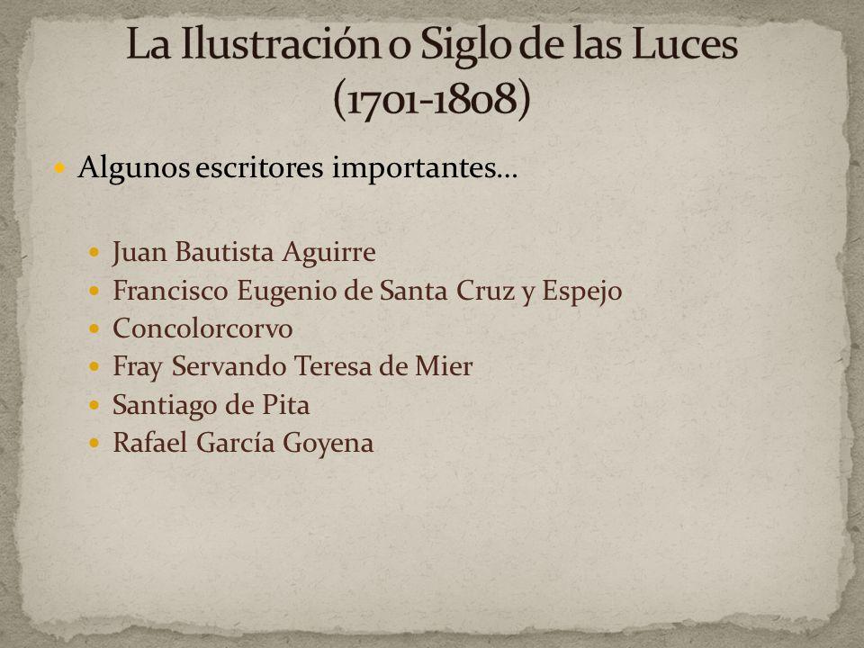 Auge del clasicismo en la literatura con el Neoclasicismo El artista se convierte en artesano y no en un profeta inspirado Se valora la moderación y no la exaltación.
