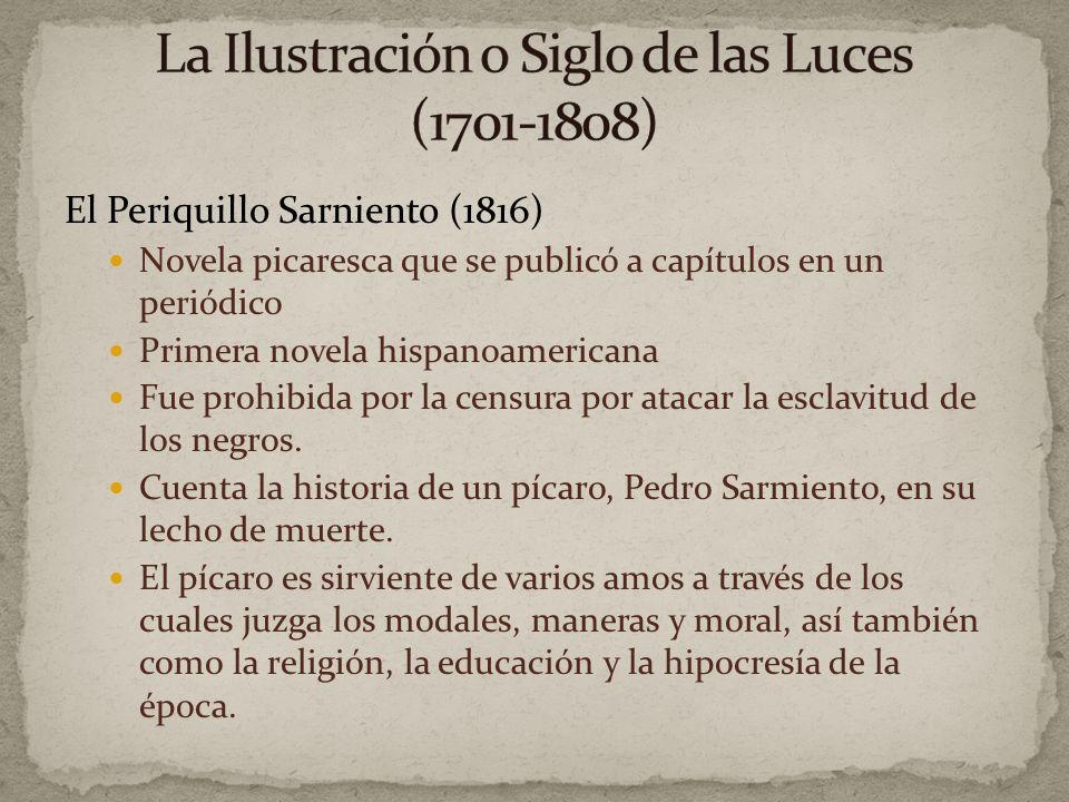 Periodista mexicano Fue autodidacta y discípulo de los enciclopedistas Pensador independiente, sin miedo a represalias En 1822 se hizo masón y se decl