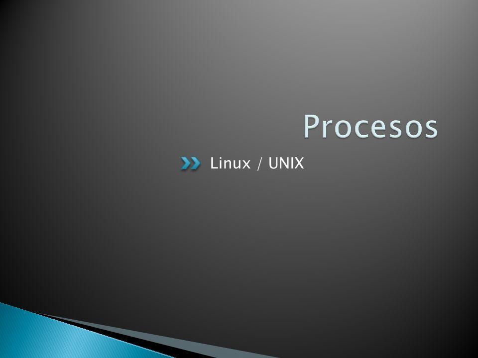 Linux / UNIX
