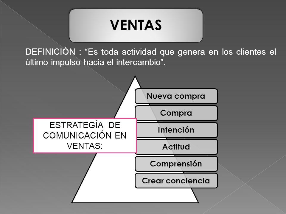 CLIENTES DEFINICIÓN: Cliente es quien accede a un producto o servicio por medio de una transacci ó n financiera (dinero) u otro medio de pago.