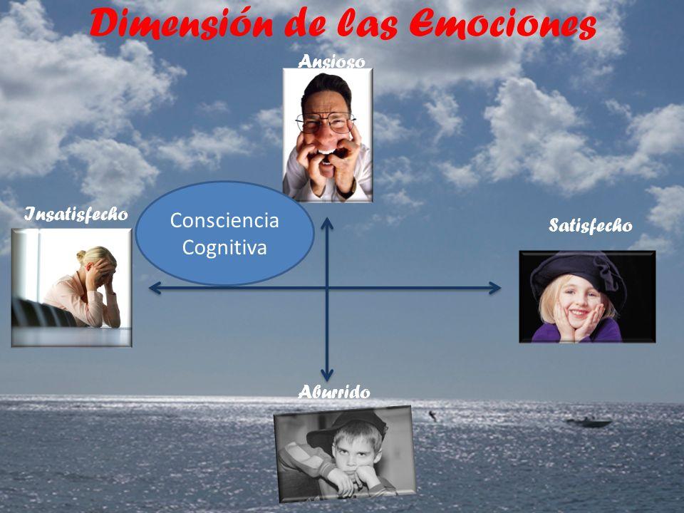 Classified - Internal use Dimensión de las Emociones Classified - Internal use Ansioso Inconsciencia Fisica Insatisfecho Satisfecho Aburrido