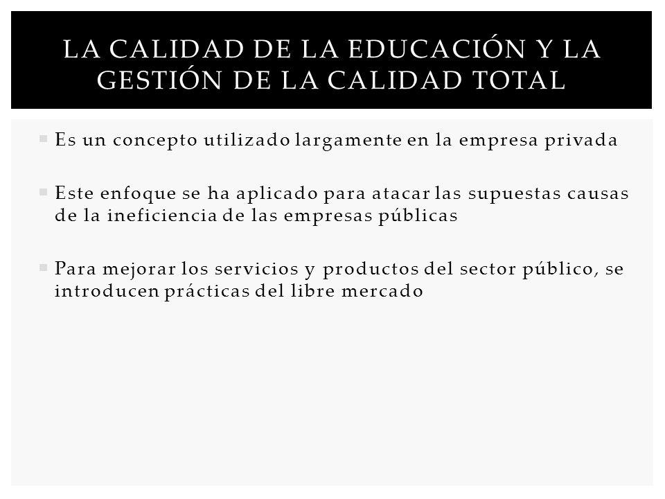 Modelo de GCT: Bolívar resume este enfoque como el que afirma que la organización puede prosperar y sobrevivir cuando los clientes actuales y sus necesidades emergentes futuras son satisfechas por una organización de un modo más eficiente y efectivo que por sus competidoras.