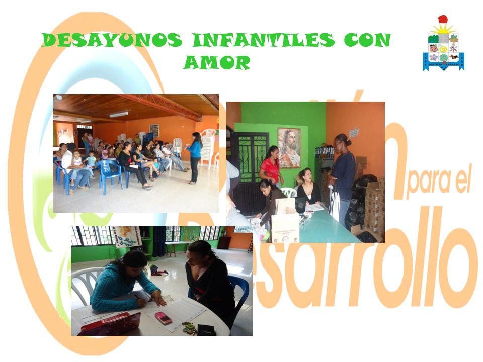 DESAYUNOS INFANTILES CON AMOR