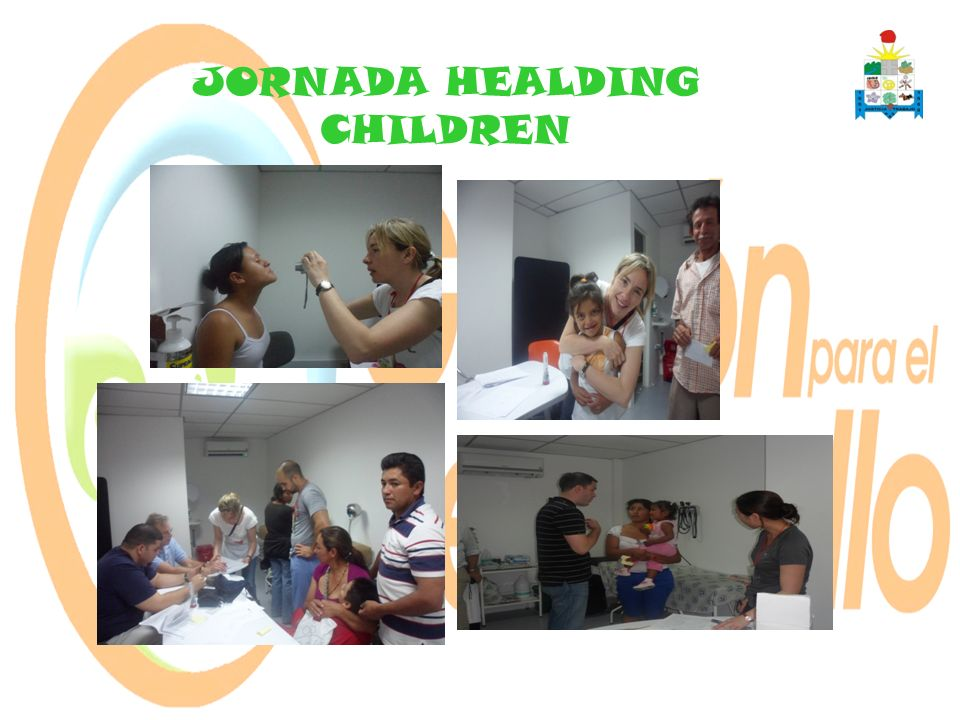 JORNADA HEALDING CHILDREN