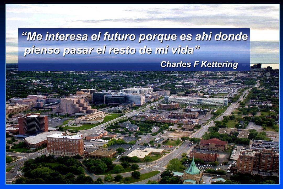 Me interesa el futuro porque es ahi donde pienso pasar el resto de mi vida pienso pasar el resto de mi vida Charles F Kettering Charles F Kettering