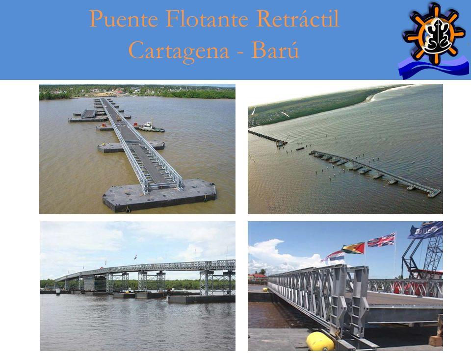 13 Puente Flotante Retráctil Cartagena - Barú