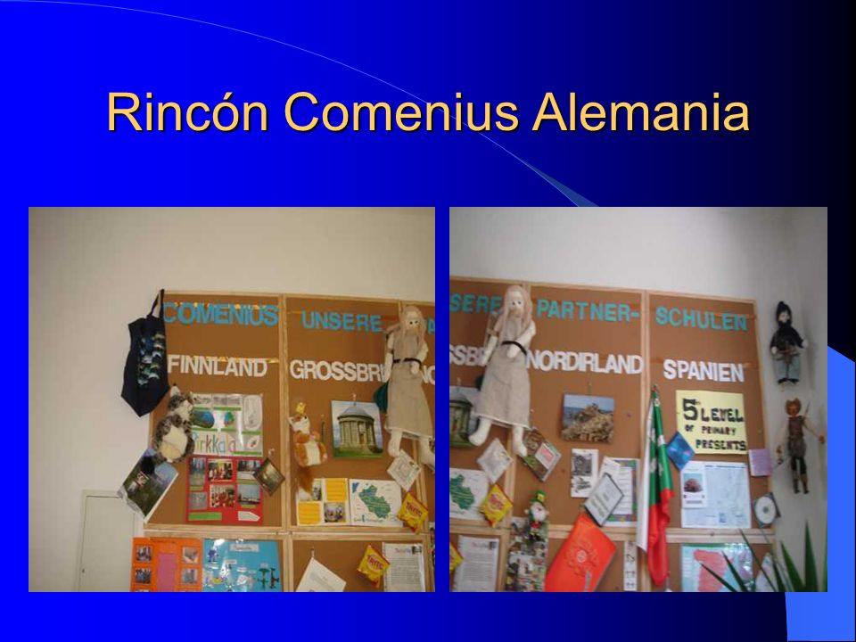 Rincón Comenius Alemania