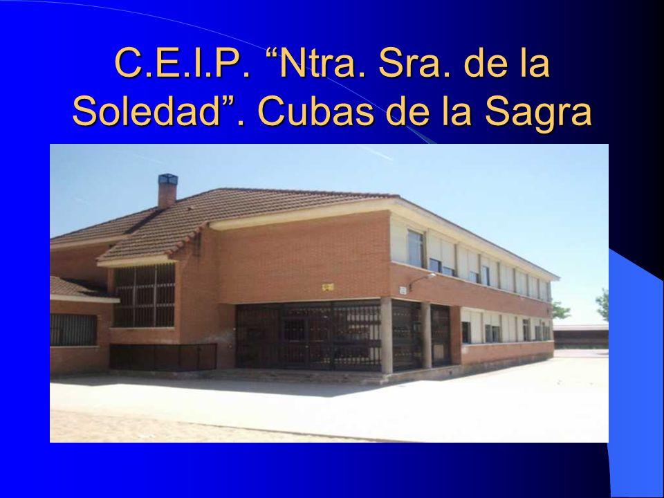 C.E.I.P. Ntra. Sra. de la Soledad. Cubas de la Sagra