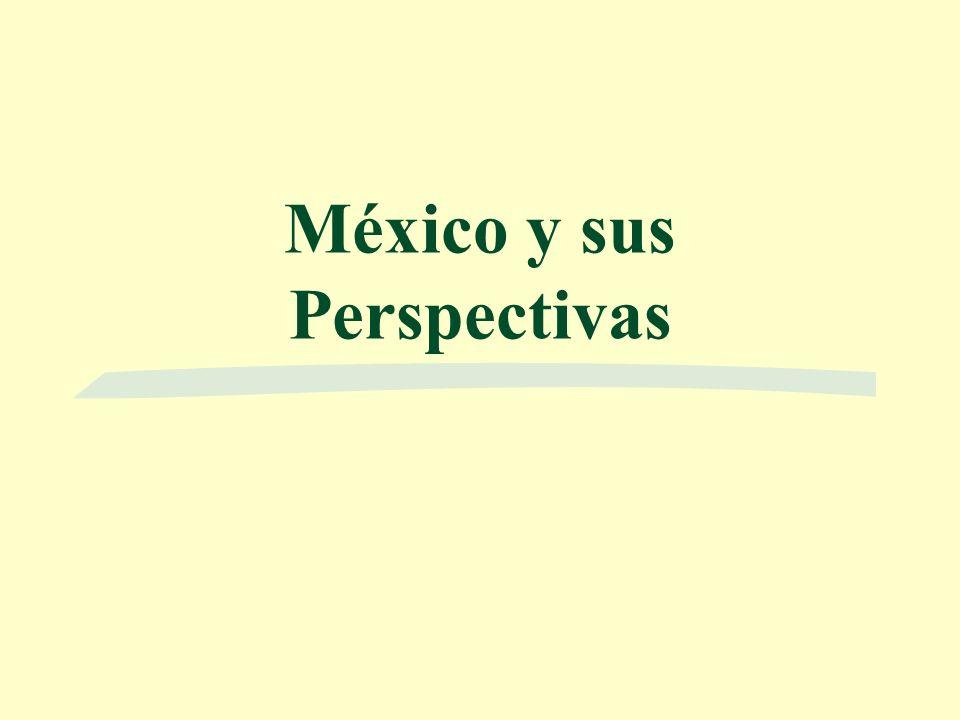 México y sus Perspectivas