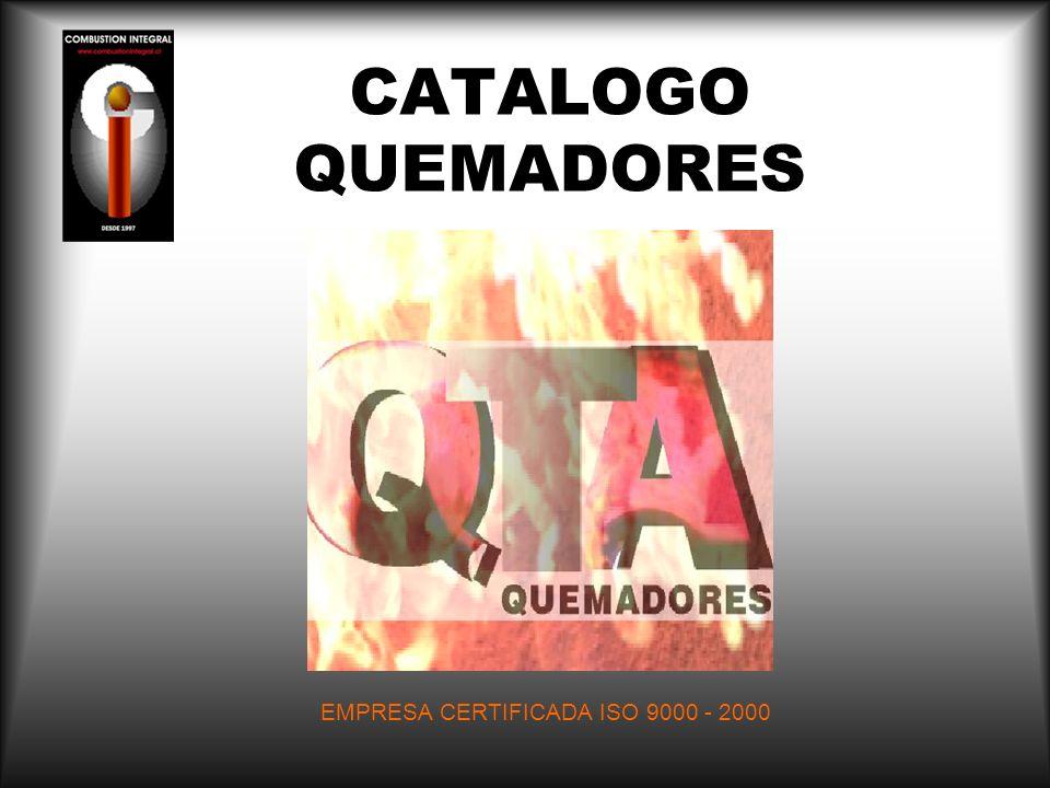 LÍNEA QUEMADORES BAJO NOx El quemador Q.T.A.
