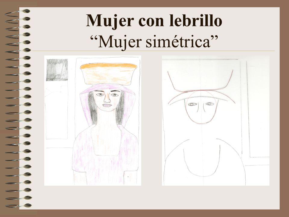 Figura femenina Parábolas pensativas