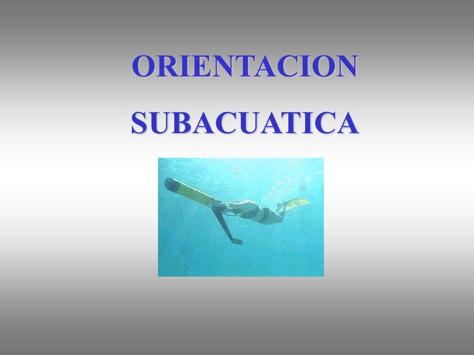 ORIENTACIONSUBACUATICA