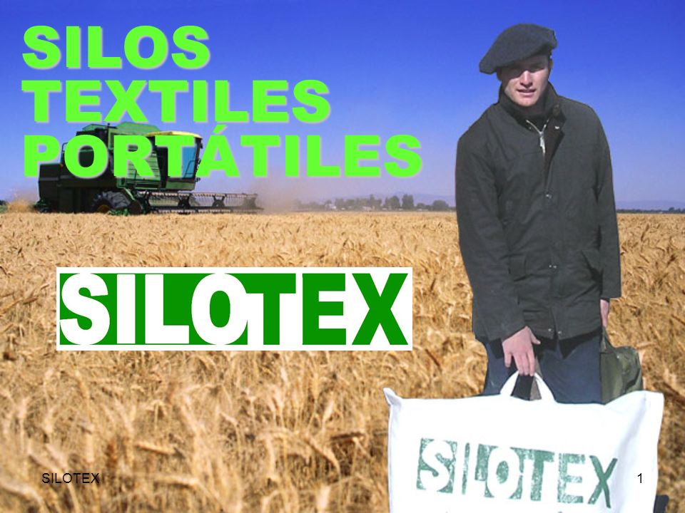SILOTEX12 Carga del silo