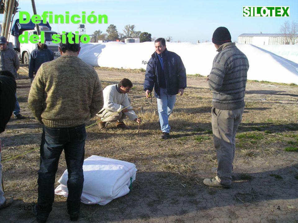 SILOTEX15 Carga del silo
