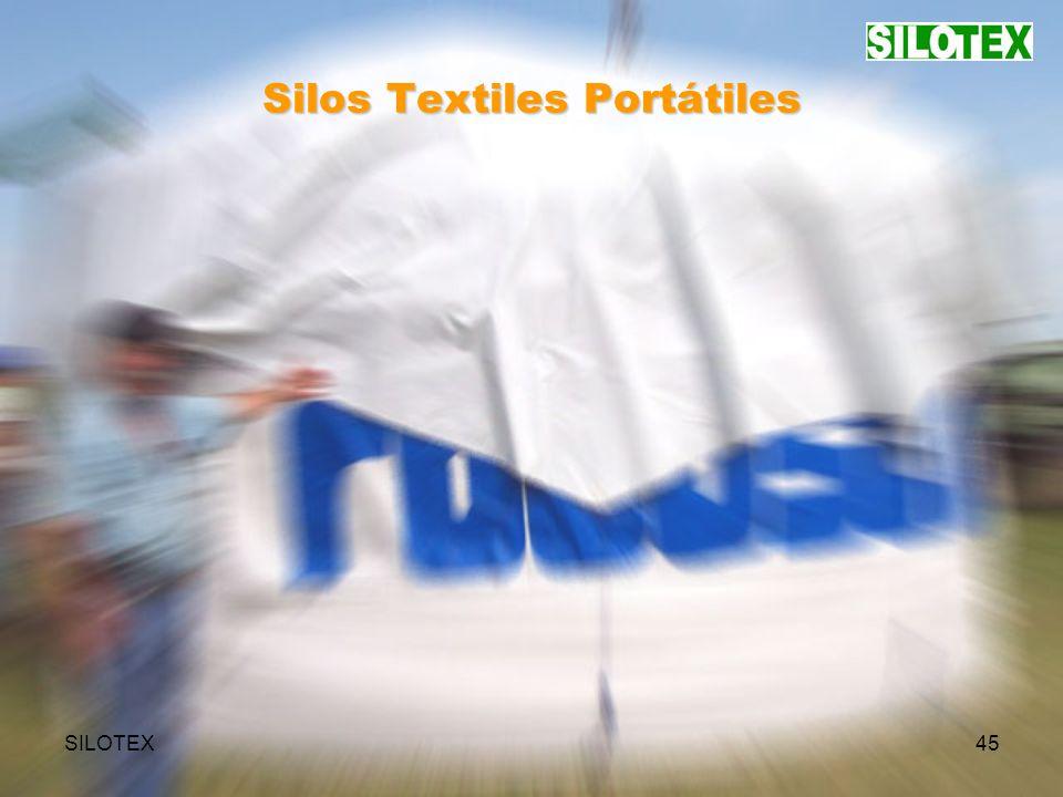 SILOTEX45 Silos Textiles Portátiles