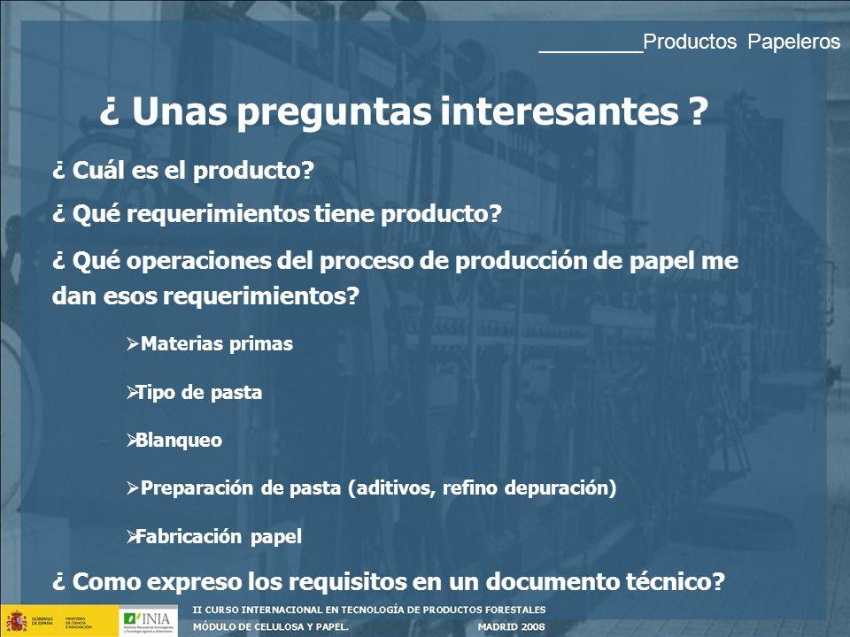 PRODUCTOS PAPELEROS I: Diseño de productos. _________Productos Papeleros