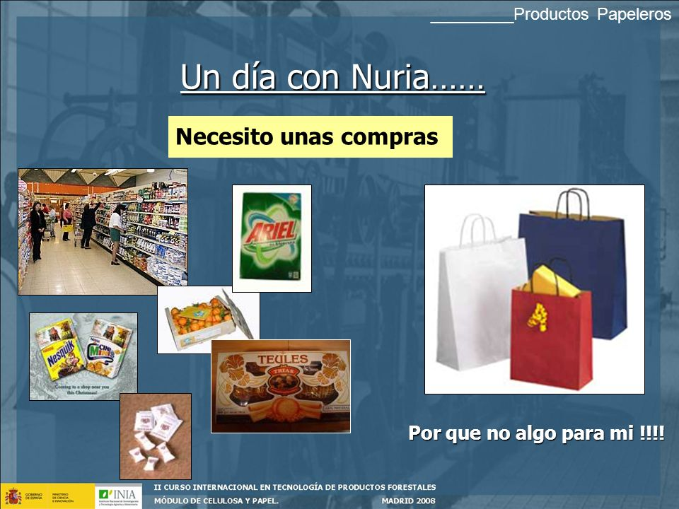 En la Oficina Comida Estoy a comiendo Regreso a las 15:00 h Nuria Un día con Nuria…… _________Productos Papeleros
