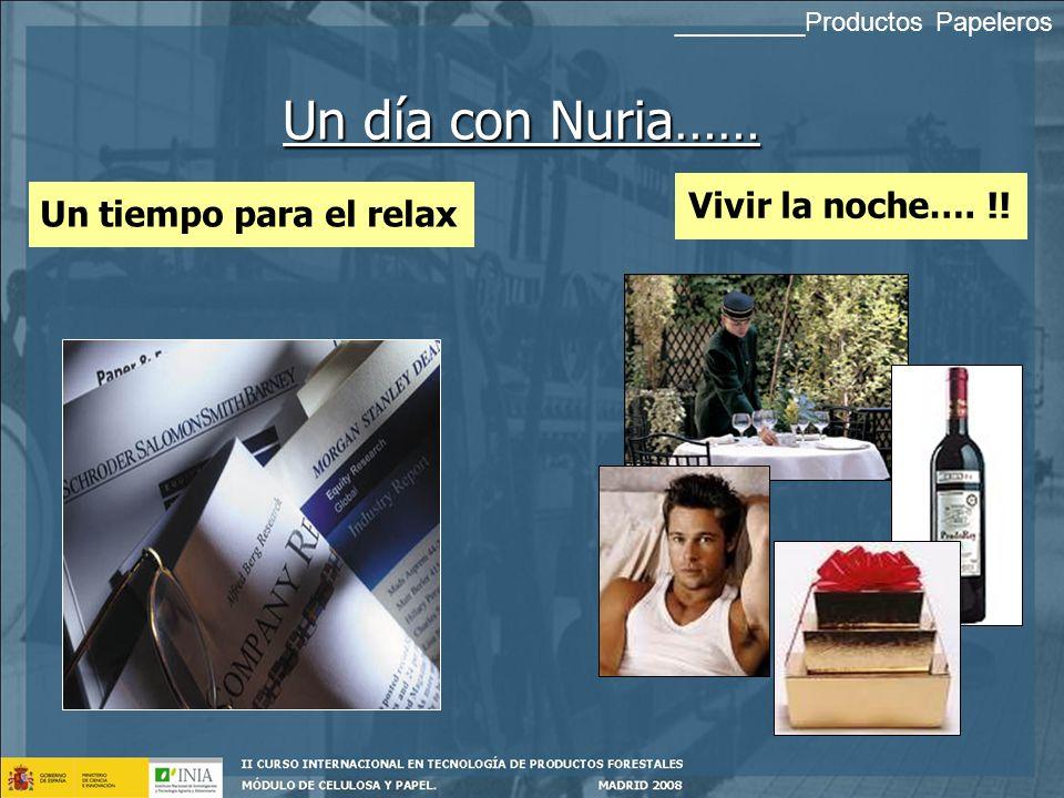 Necesito unas compras Un día con Nuria…… Por que no algo para mi !!!! _________Productos Papeleros