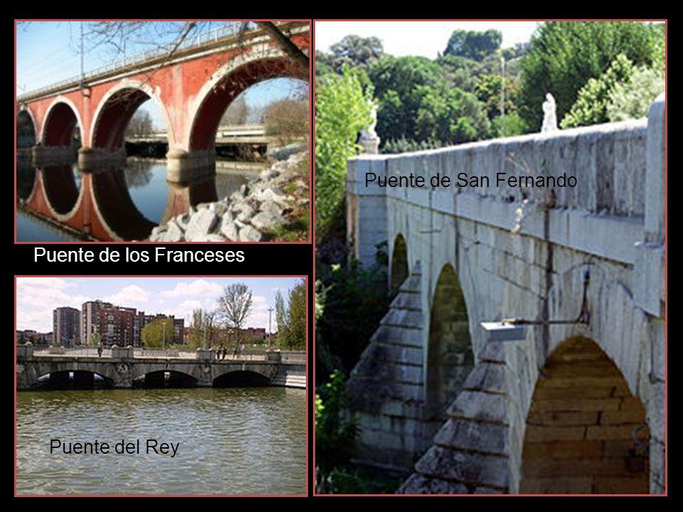 Entra en el casco urbano de Madrid. Surca la ciudad canalizado, sorteando diferentes presas que regulan sus aguas para garantizar un flujo constante y