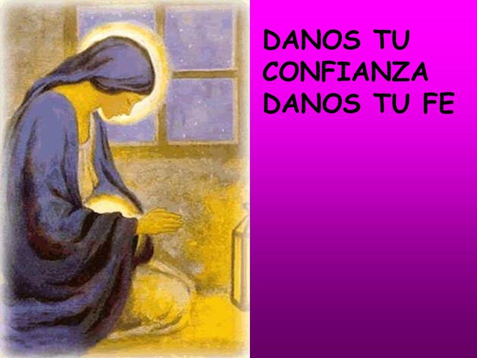 MADRE DE LOS CREYENTES QUE SIEMPRE FUISTE FIEL