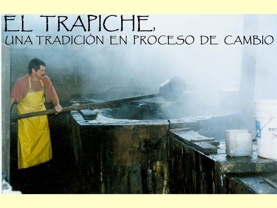 EL TRAPICHE, UNA TRADICIÓN EN PROCESO DE CAMBIO