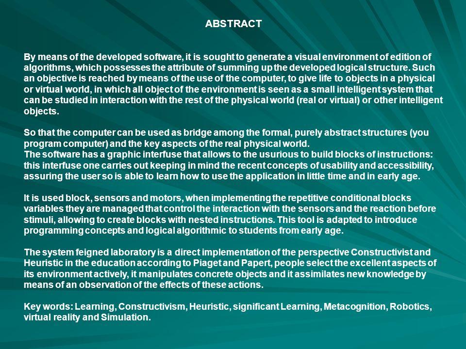 Proyección Factibilidad de Aplicación Afirmaciones sobre conocimientos ALCANCES Estimular las habilidades cognitivas a través del desarrollo de nuevas tecnologías para el aprendizaje.