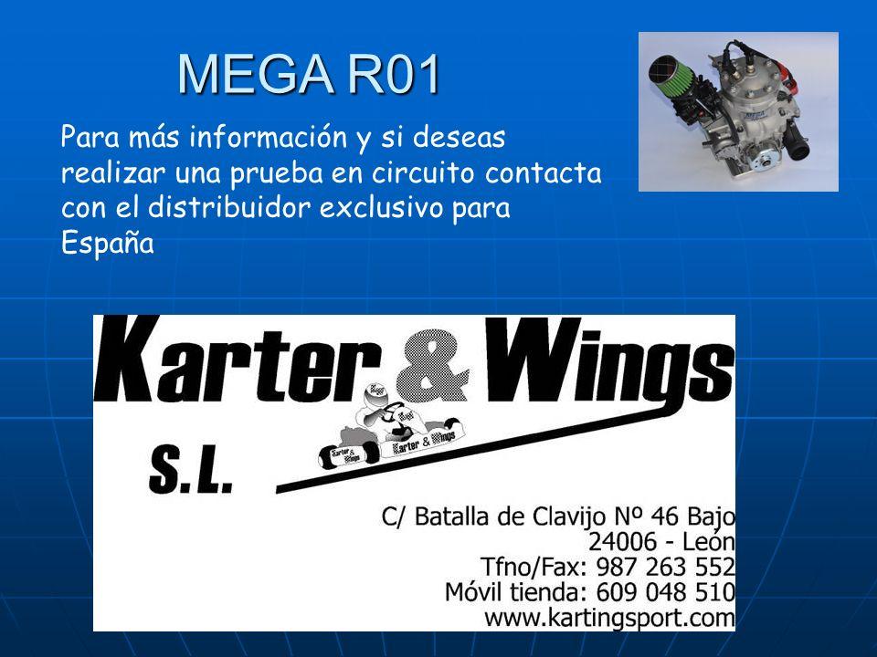 Para más información y si deseas realizar una prueba en circuito contacta con el distribuidor exclusivo para España