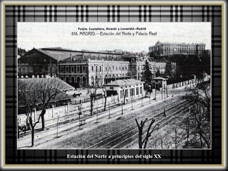 Estación del Norte, 1895