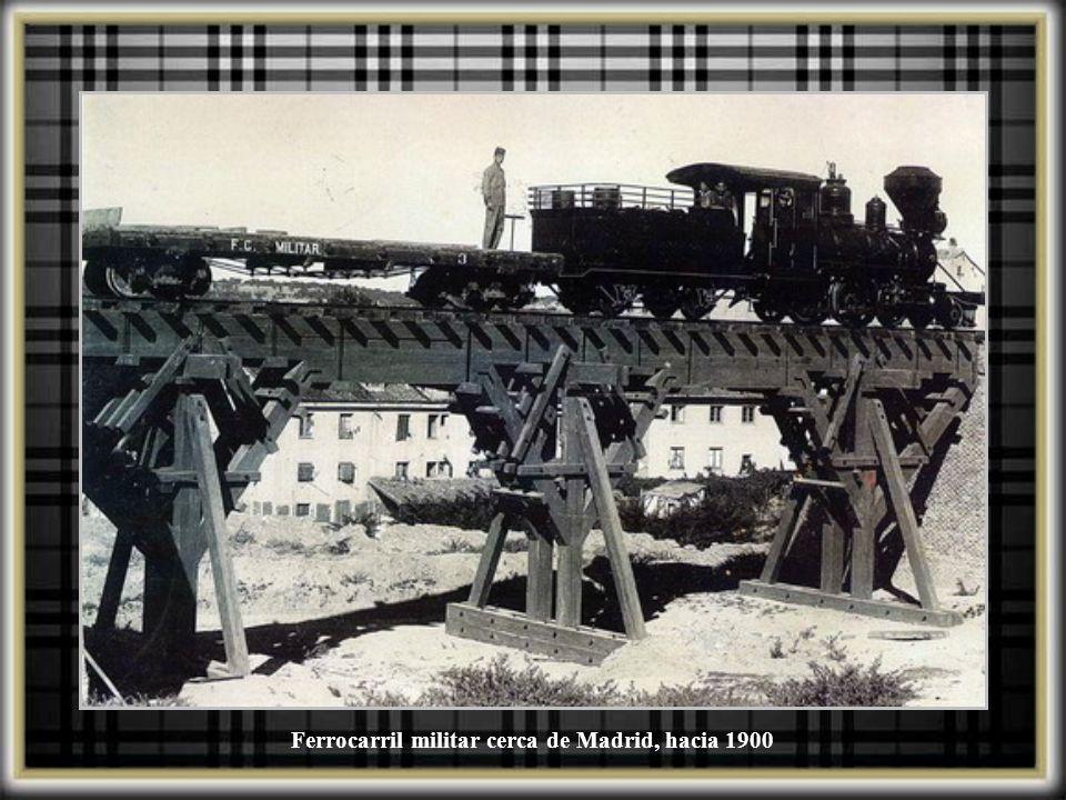 Ferrocarril eléctrico al Puerto de Navacerrada. Guía del Patronato Nacional de Turismo, 1931