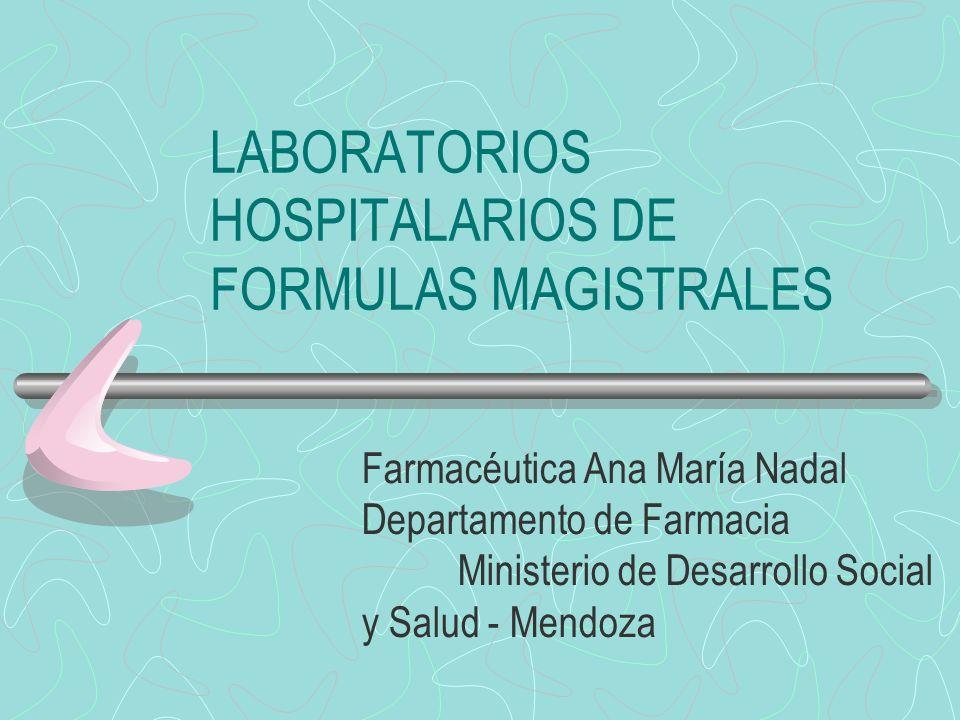 IV CONGRESO DE FARMACIA HOSPITALARIA Mendoza, 11 al 13 de noviembre de 2004.-