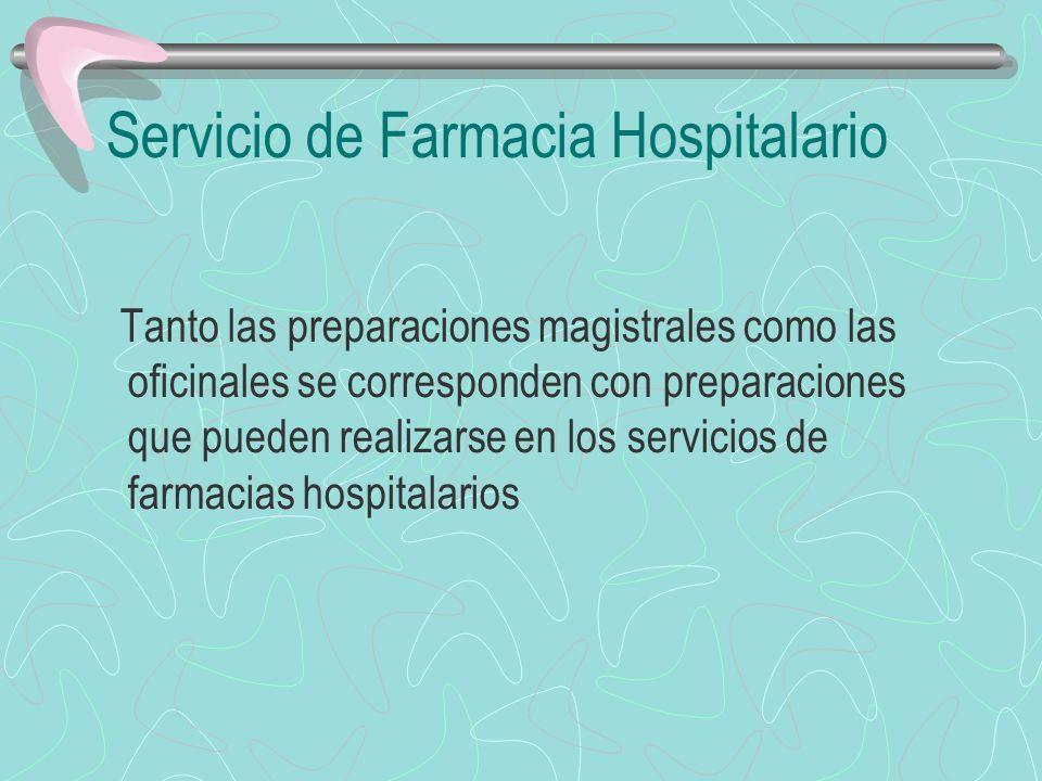 Especialidad Farmacéutica o medicinal – Farmacopea Argentina VI ed.- Es todo medicamento de fórmula declarada, acción terapéutica comprobable y forma farmacéutica estable; envasado uniformemente y distinguido por un nombre convencional.