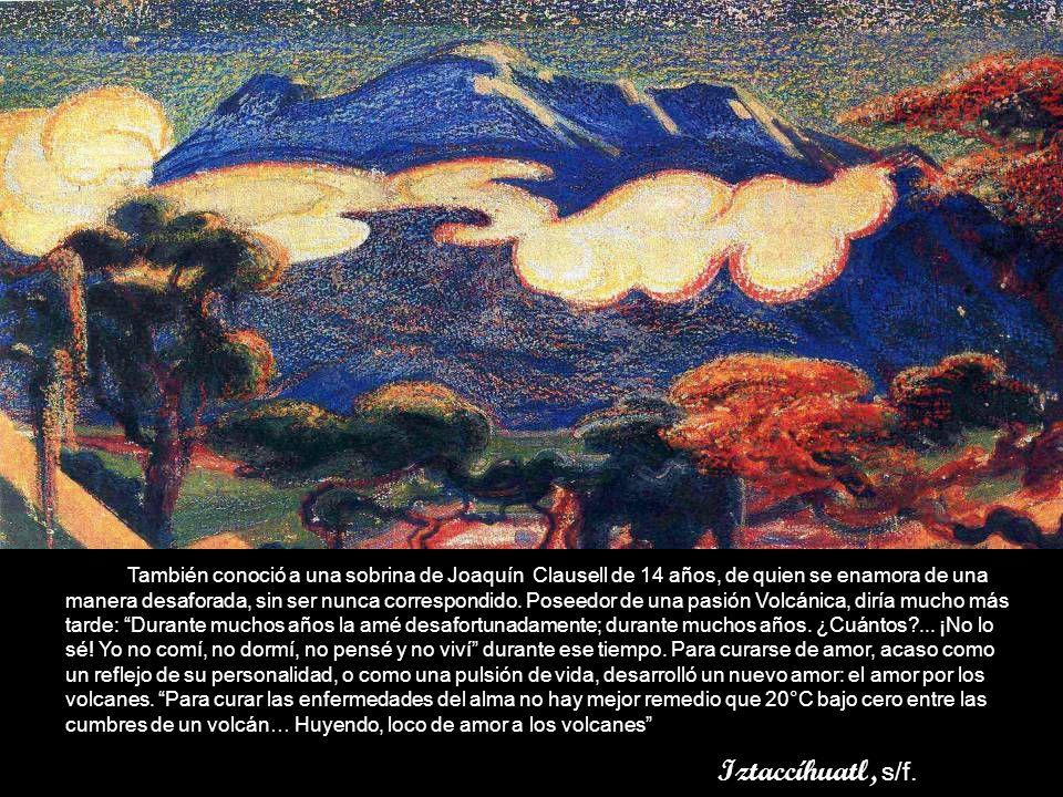 Paisaje del Pedregal de San Ángel, 1946