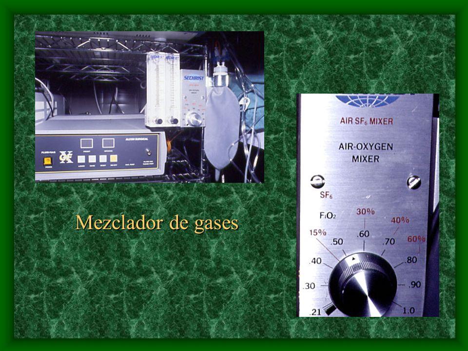 Mezclador de gases