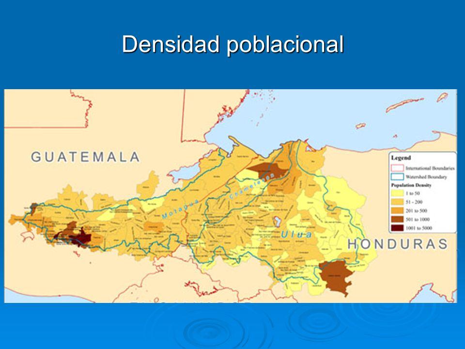 Densidad poblacional