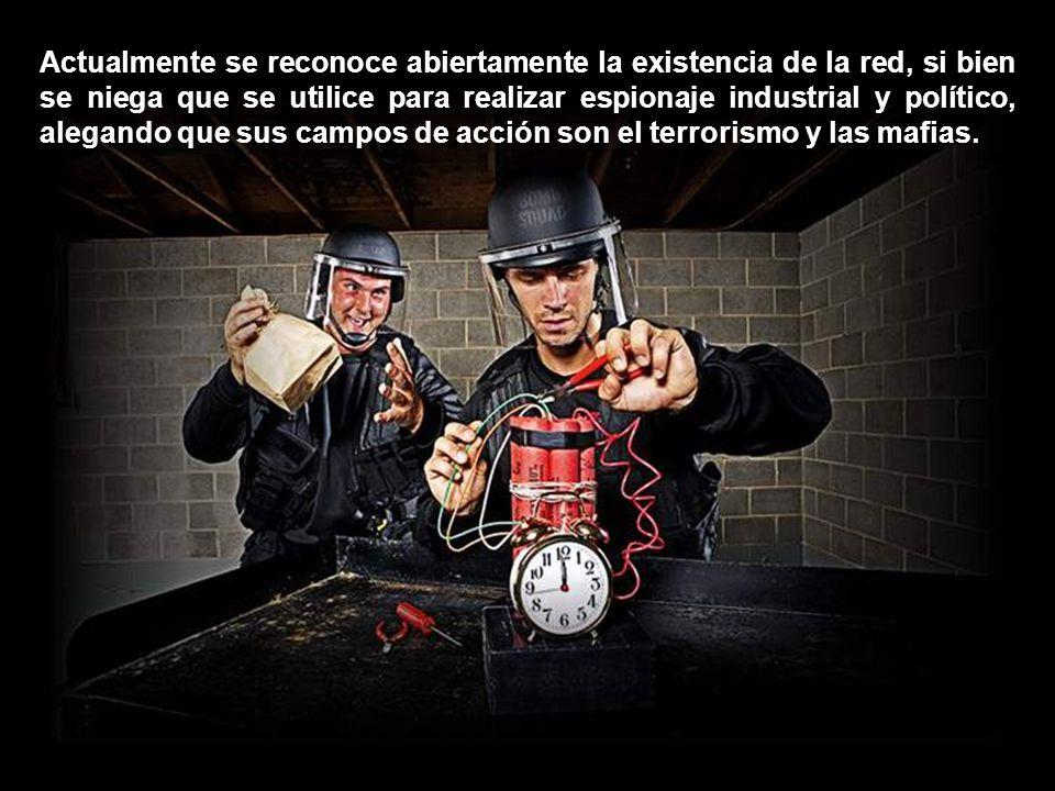El Gobierno español afirma la existencia de la red y sostiene que intercepta millones de comunicaciones oficiales, comerciales y personales.