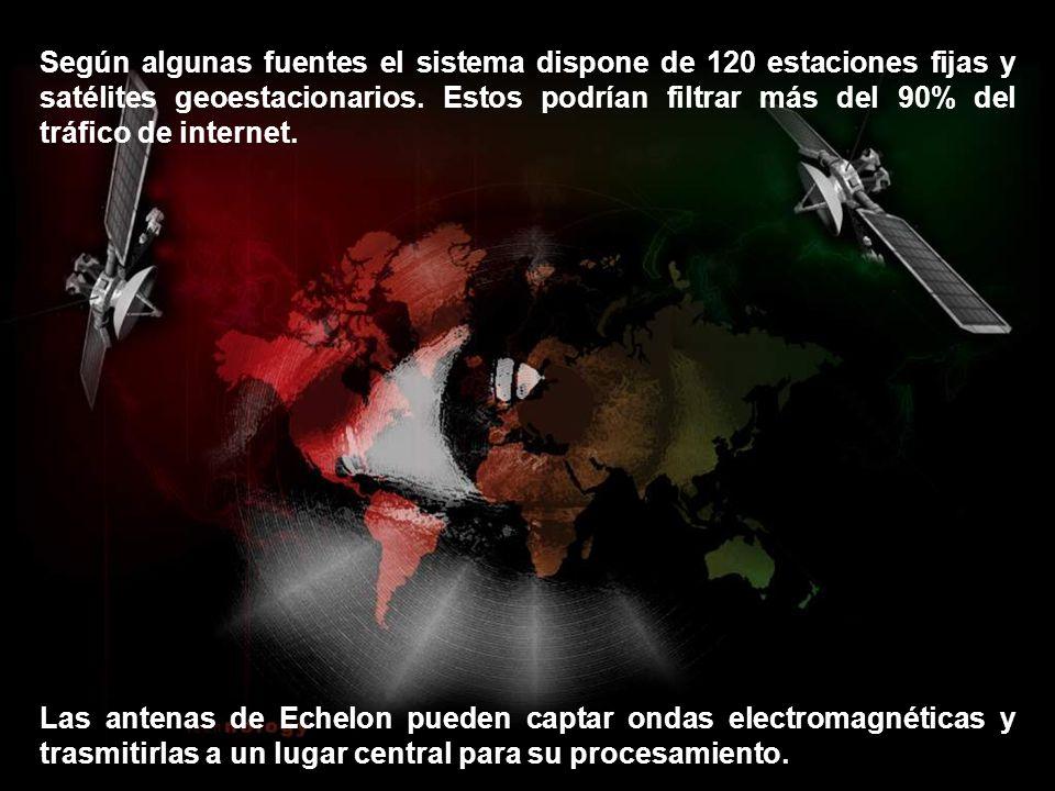 Actualmente se reconoce abiertamente la existencia de la red, si bien se niega que se utilice para realizar espionaje industrial y político, alegando que sus campos de acción son el terrorismo y las mafias.