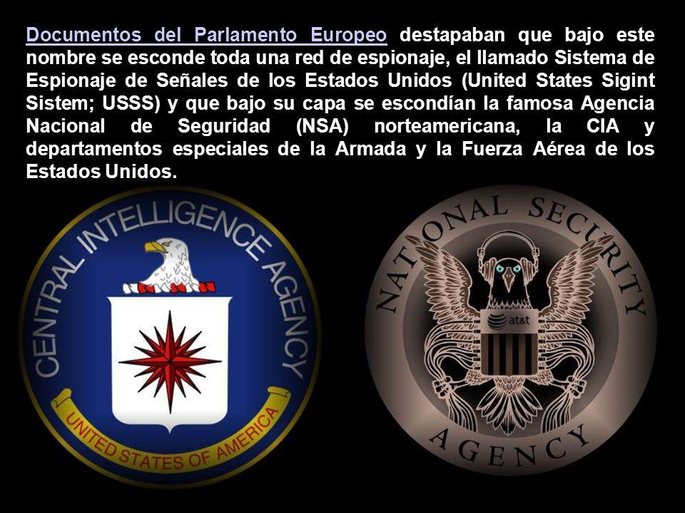 ECHELONECHELON, es un programa de espionaje desarrollado por EE.UU y el Reino Unido, también sirve a los intereses económicos de las grandes compañías, hecho que ha provocado la ira del Parlamento europeo en varias ocasiones.