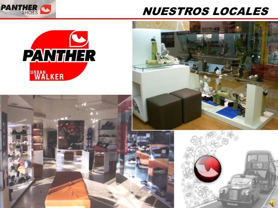Desarrollo y representación del sistema Panther: LA FRANQUICIA DE PANTHER Logística de Apertura y Armado del Local.