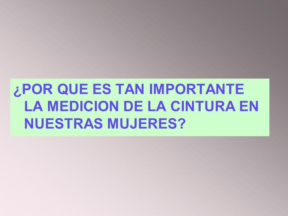 ASPECTOS NUTRICIONALES RI y OBESIDAD ANDROIDE 10%- 65% mujeres con SOP Causa y efecto del hiperandrogenismo ACUMULACION GRASA VISCERAL FUERTE PREDICTOR Niveles Insulina ayunas Cintura/cadera Dislipidemia Best practice & Research Clinical Endocrinology & metabolism 2006;20:293-310
