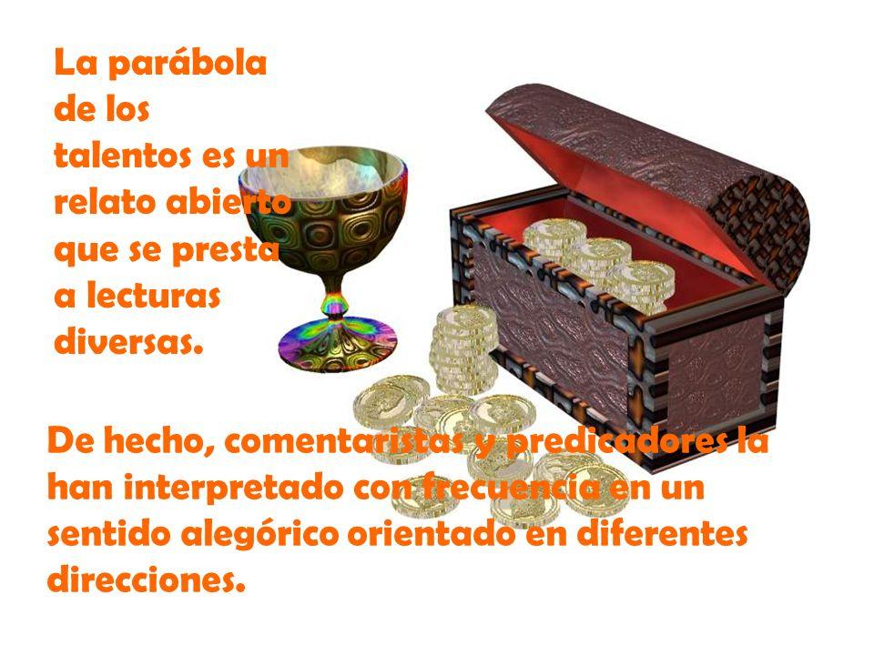 16 de noviembre de 2008 33 Tiempo Ordinario (A) Mateo 25, 14 – 30 Red evangelizadora BUENAS NOTICIAS Haz fructificar tus talentos.