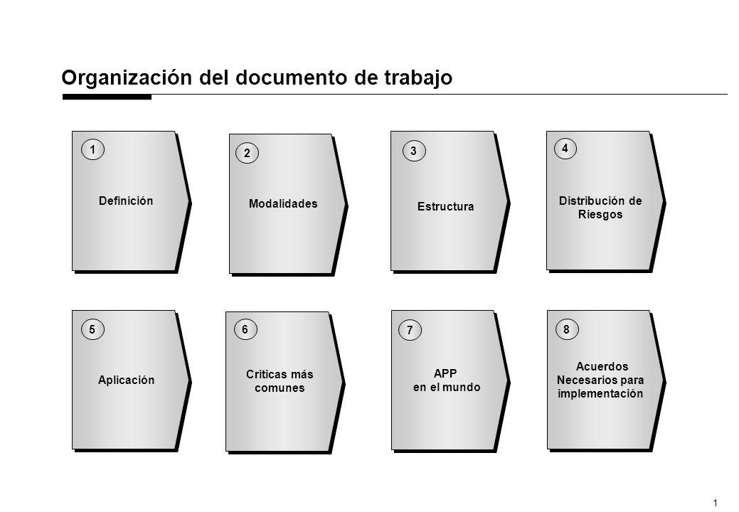 DOCUMENTO DE TRABAJO ASOCIACIÓN PUBLICO - PRIVADA SECTOR INFRAESTRUCTURA Pascual Bensadon Buenos Aires 2004