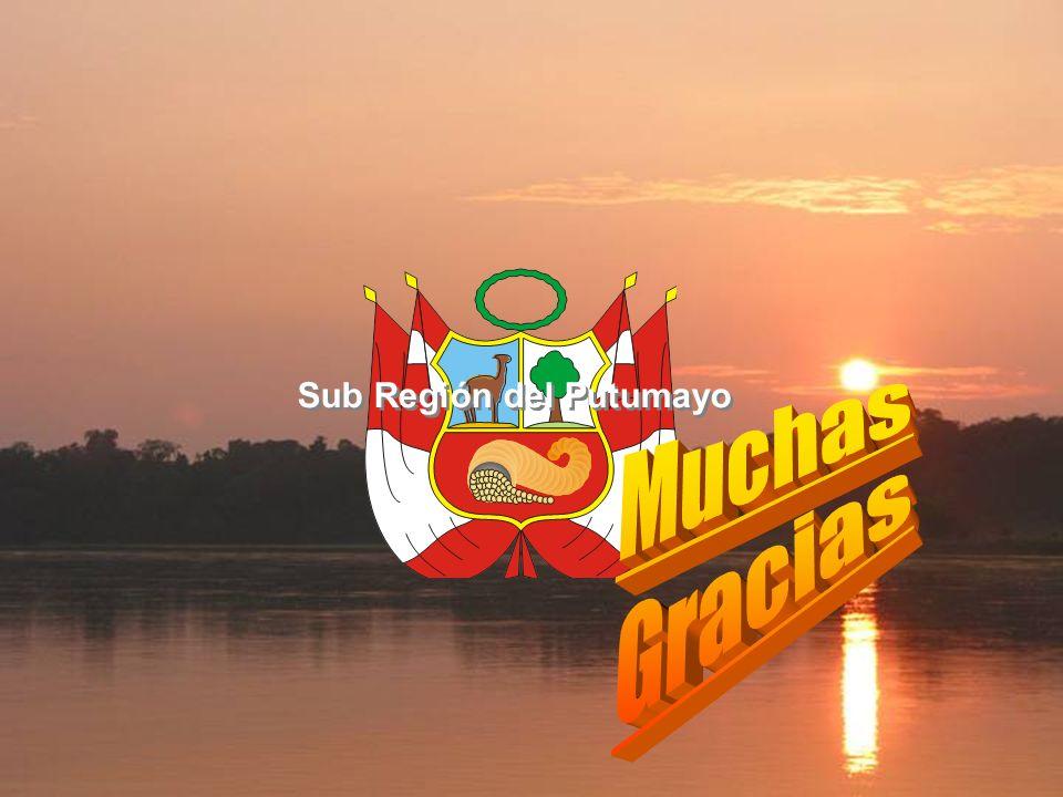 Sub Región del Putumayo