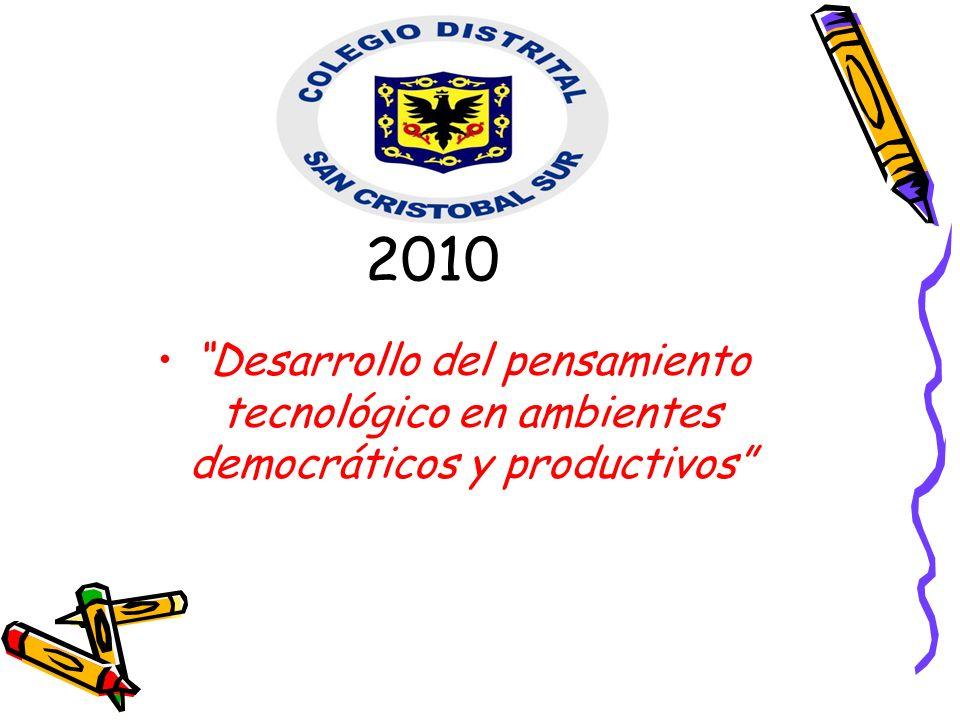 COLEGIO SAN CRISTÓBAL SUR I.E.D SISTEMA INSTITUCIONAL DE EVALUACIÓN DE ESTUDIANTES DECRETO 1290 16 DE ABRIL DE 2009