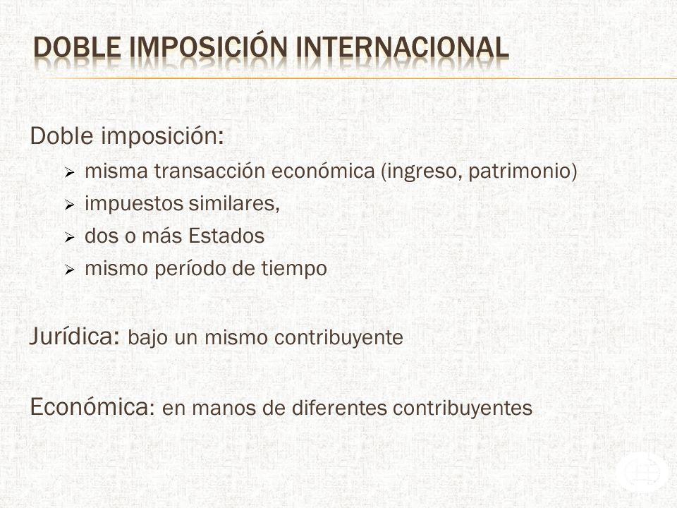 Aprovechamiento de ordenamientos jurídicos distintos en forma intencional: arbitraje fiscal internacional / uso inadecuado del Convenio / abuso del derecho /elusión.