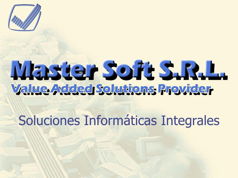 La Empresa Objetivo Contribuir a la mejora de los niveles de competitividad de nuestros clientes a través de soluciones informaticas de primer nivel.