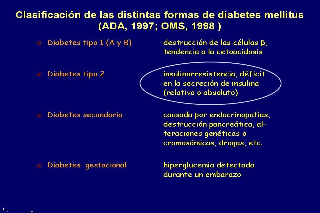 DIABETES DBT2 DBT1 OTROS